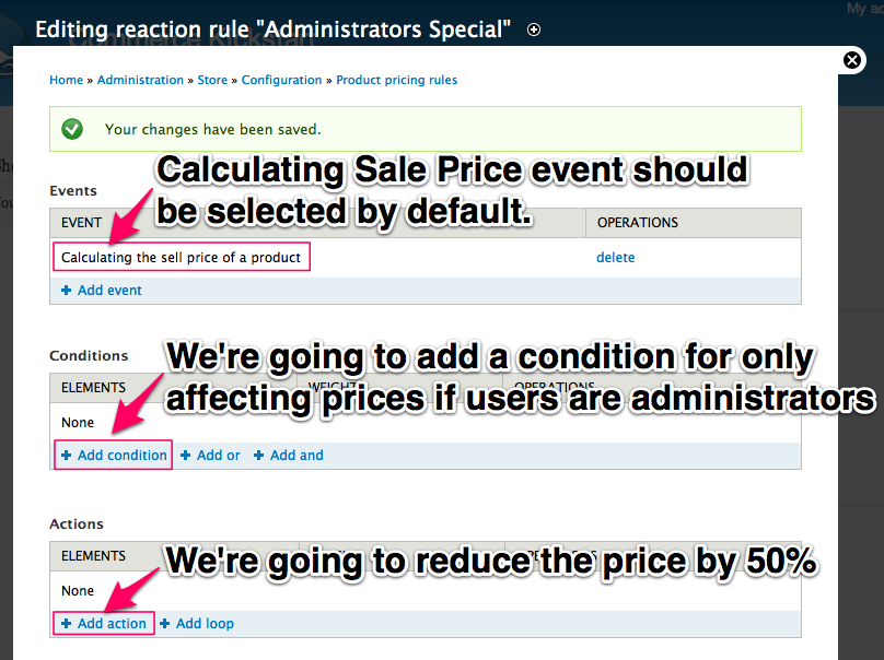 sell price calculation drupal commerce documentation