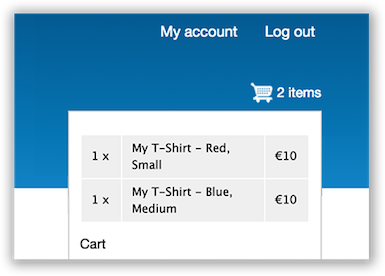 Customizing the add to cart form | Drupal Commerce documentation